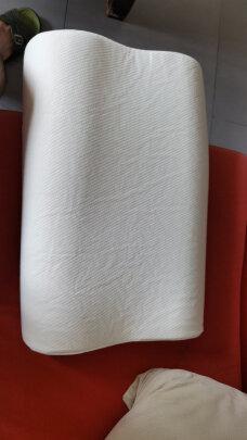 京东京造泰国原芯波浪乳胶枕和水星家纺40*60*10-12有本质区别吗?哪款回弹比较快?哪个材质纯正?