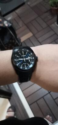 西铁城光动能男表与卡西欧男士手表哪款好点?档次哪个比较高?哪个风格百搭