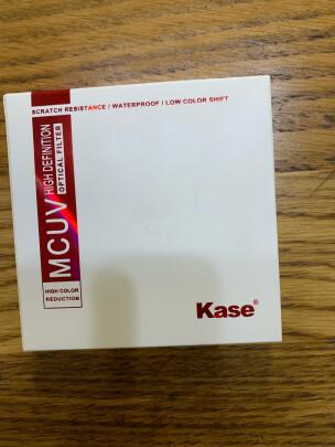 卡色AGC MCUV镜和肯高MC UV370 58mm究竟区别很大吗?清晰度哪个高,哪个温暖柔和?