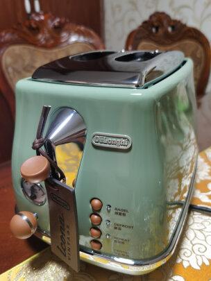 德龙CTO2003(绿)究竟靠谱吗,烤面包软吗,多档可调吗
