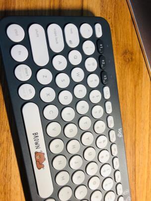 罗技K380多设备蓝牙键盘与罗技MK345哪款好点?按键哪个舒服?哪个反应灵敏?