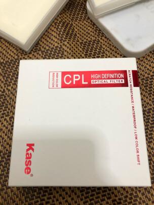 卡色AGC CPL镜好不好呀?通透度够高吗,简单方便吗?