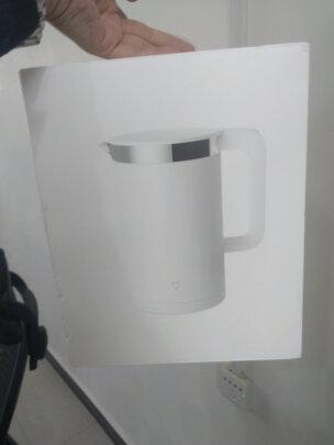 米家恒温电水壶与飞利浦HD9316/03区别有吗?味道哪个更小?哪个保修换新