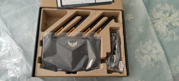 华硕TUF-AX3000靠谱吗?穿墙能力强不强,网络稳定吗?