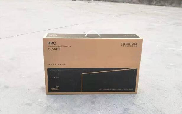 HKC S2416靠谱吗,亮度高吗,运行稳定吗?