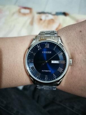 西铁城自动机械男款和卡西欧男士手表有显著区别吗?做工哪款比较好?哪个风格百搭?