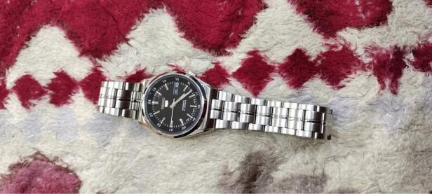 精工机械男士手表怎么样啊?做工好不好,佩戴舒适吗?