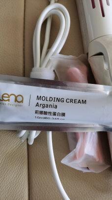 lena 蛋白膜怎么样?定型效果好吗,味道清新吗