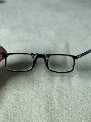 京东京造防蓝光眼镜夹片究竟好不好?做工够不够好?尺码精准吗