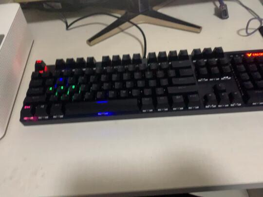 雷柏V500PRO和罗技MK235无线键鼠套装有什么区别,手感哪款更好,哪个简单方便
