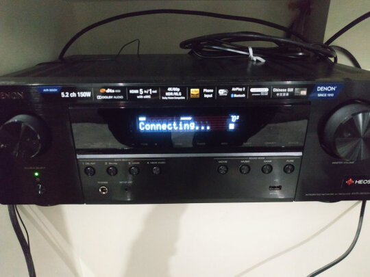 天龙AVR-S650H究竟好不好,声音清晰吗,接口丰富吗?