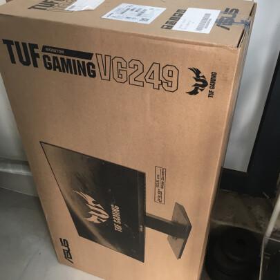 华硕VG249Q好不好呀?亮度高不高?毫不累眼吗