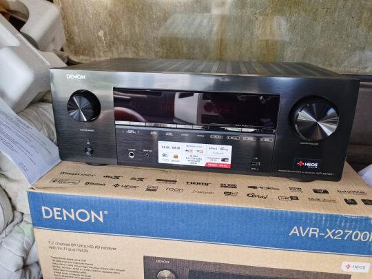 天龙AVR-X2700H究竟怎么样?声音清晰吗?携带方便吗?