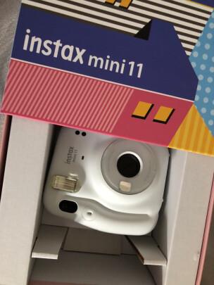 INSTAX mini 11怎么样?对比度够不够高,干净整洁吗