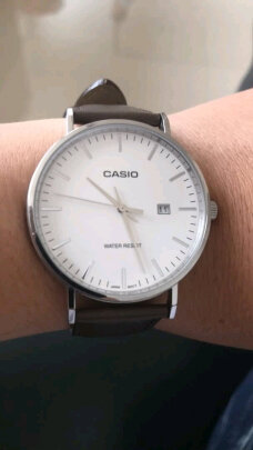 卡西欧手表靠谱吗?防水够不够好?做工一流吗