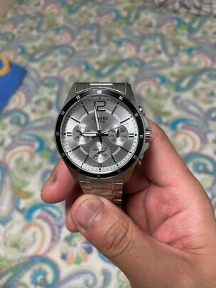 卡西欧男士手表靠谱吗?时间准吗?简洁大方吗?