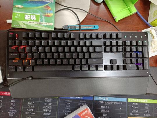 灵蛇K806青轴怎么样?手感够不够好?结实耐用吗?