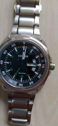 西铁城光动能男表与卡西欧男士手表区别是??防水哪个好?哪个风格百搭