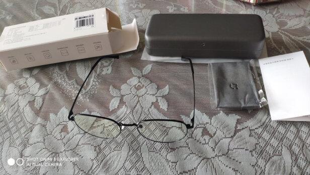 米家防蓝光眼镜 钛轻盈与帕森PZJBC15738L哪款更好?哪个穿戴更加舒适,哪个柔软舒服?
