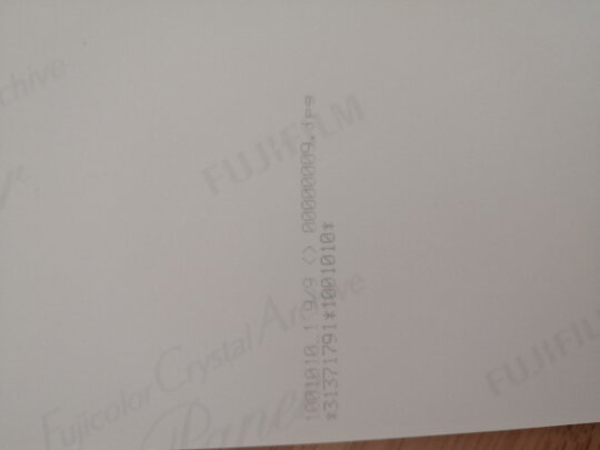 富士7英寸照片跟富士5英寸白边正方形绒面有很大区别吗?颜色哪款更加好看?哪个毫无色差?
