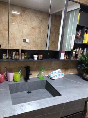 「感受传送」顾家家居浴室柜怎么样?多少人不看这里被忽悠了