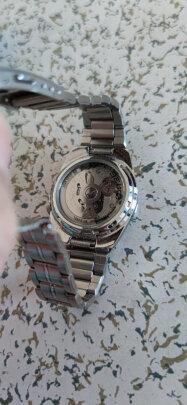 精工机械男士手表好不好,防水好不好?佩戴舒适吗?