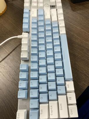达尔优LK815究竟靠谱吗,按键舒服吗,手感一流吗