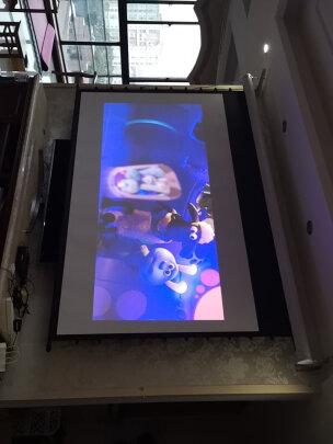 大家爆料对经科G-100s投影幕布真实使用感受,真相揭秘入手感受