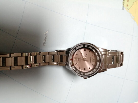 卡西欧石英女士手表怎么样?档次高吗,漂亮时尚吗?