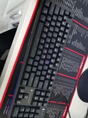 雷神KG3104幻彩游戏机械键盘好不好?做工够不够好?简单方便吗