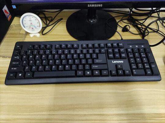 联想有线键盘K4800S与ifound W6226有何区别,哪款按键更加舒服?哪个简单方便
