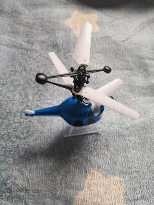 木丁丁加大号感应飞机蓝色到底靠谱吗,操控容易吗?趣味好玩吗