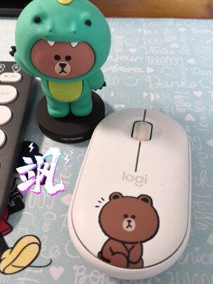 罗技K380多设备蓝牙键盘跟罗技MK345有何区别,手感哪个更加好?哪个按键舒服