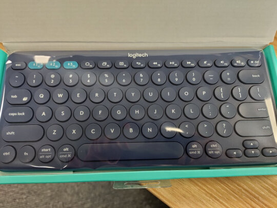 罗技K380多设备蓝牙键盘对比B.O.W HB066区别是??哪个做工更加好,哪个时尚大气