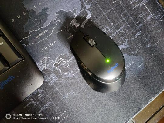 Logitech MK345对比达尔优机械师合金版区别大不大,手感哪个更加好,哪个美观大方