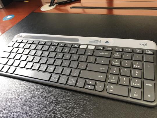 罗技K580怎么样,按键舒服吗?尺寸合适吗?