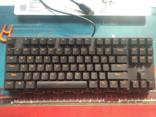 达尔优DK100跟罗技MK120到底区别明显不,手感哪款好?哪个质量上乘