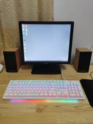 雷神KG3104幻彩游戏机械键盘到底怎么样呀,手感好不好?倍感舒适吗