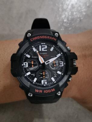 卡西欧石英男士手表究竟怎么样?做工够不够好?个性炫酷吗
