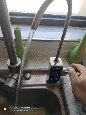 沁园KRL5019怎么样呀?净水效果好不好?方便携带吗?