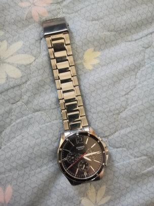 卡西欧男士手表到底怎么样,做工够不够好,时尚动感吗