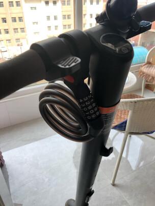 九号电动滑板车密码锁好不好?安全性够不够高,十分好看吗?
