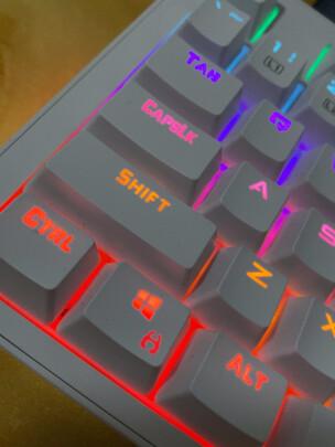 MSI GK50Z 电竞键盘和AJAZZ AK33到底哪款好?做工哪款比较好,哪个按键舒服?