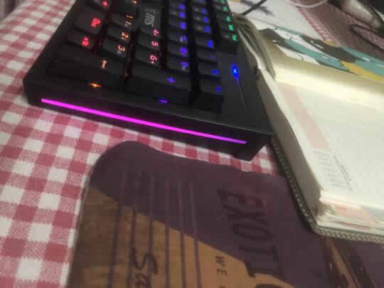 MSI GK50Z 电竞键盘和AJAZZ ak33有显著区别吗?哪个做工好?哪个手感一流