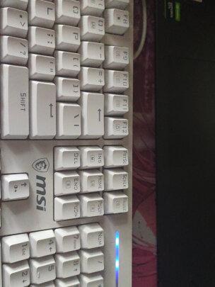 微星GK50Z究竟好不好啊,按键舒服吗?倍感舒适吗