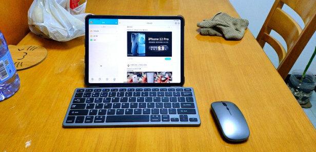 斯泰克蓝牙三模键盘+双模鼠标 套装怎么样?做工够好吗?手感一流吗?
