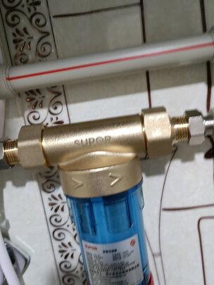 苏泊尔QD601究竟怎么样?出水快吗?改善水质吗