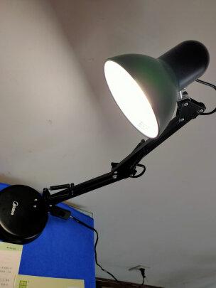 美的LED台灯怎么样,护眼效果够好吗?方便好用吗?
