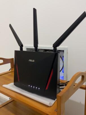 華碩靈耀AX6600M路由器真實使用感受,不想被騙看下這里