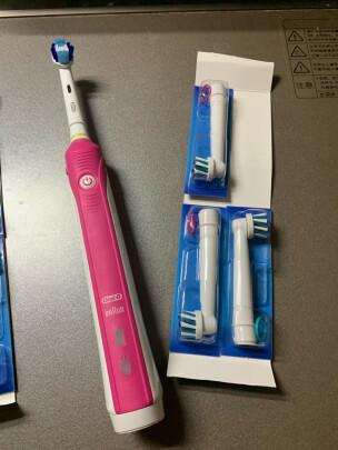 欧乐B EB20-4好不好?刷牙舒服吗?稳定持久吗